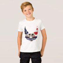 Kids Skull Apparel