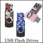 Skull USB Flash Drives