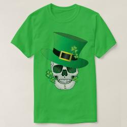Irish Leprechaun Skull
